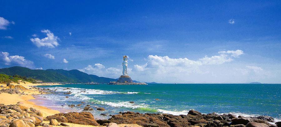海南风景图画